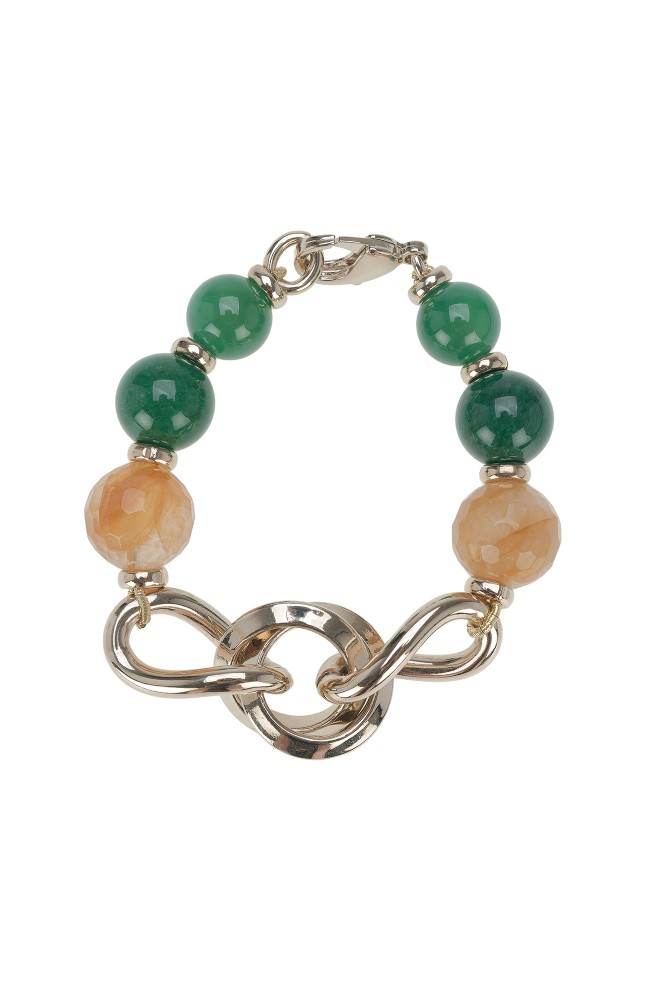 ARTEMISIA BRACELET IN THREE STONES