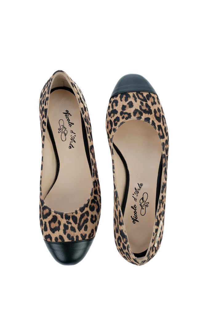 EXOTIC BON TON PUMPS